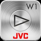 JVC Audio Control W1 icon