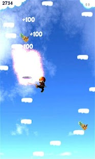 Baby Ninja Jump - screenshot thumbnail