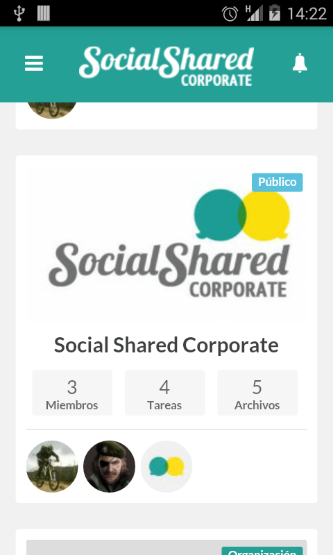 Social Shared Corporate - Android Apps on Google Play
