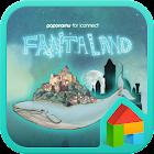 FantaLand dodol launcher theme icon