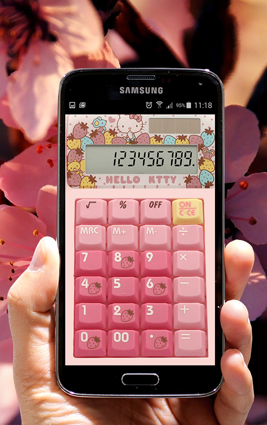 Classic Calculator- screenshot
