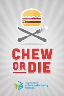 Chew or Die - screenshot thumbnail