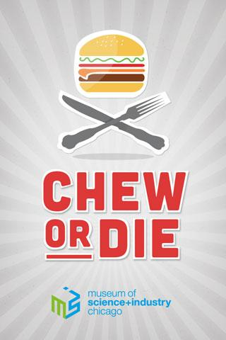 Chew or Die - screenshot