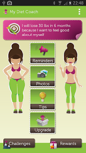 My Diet Coach - Weight Loss - screenshot thumbnail