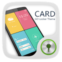 Cards GO Locker Theme icon