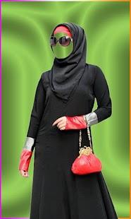 Ramadan Fashion Photo Suit