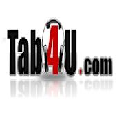 TAB4U - אקורדים | מילים לשירים