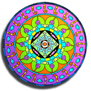 mandalas coloring android apps on google play. Black Bedroom Furniture Sets. Home Design Ideas