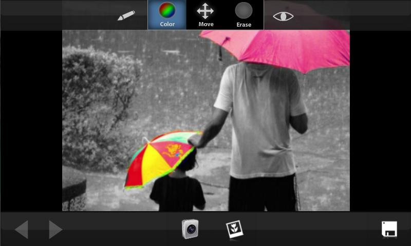 ColorUp - Photo Editor - screenshot