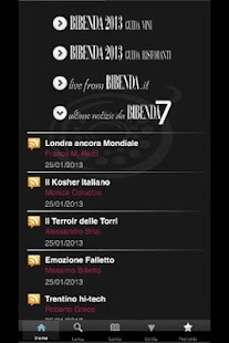BIBENDA 2013 LA GUIDA- screenshot thumbnail