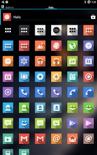 Halo Go Apex Nova Icon Theme 個人化 App-愛順發玩APP