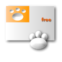 Dog's Pocketbook free icon