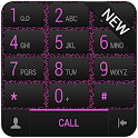 ExDialer Pink Leopard Theme icon