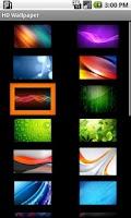 Screenshot of Free HD Abstract Wallpaper
