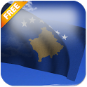 3D Kosovo Flag Live Wallpaper icon