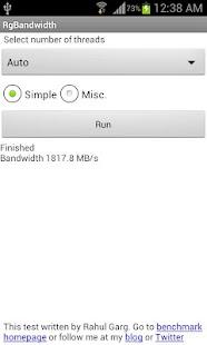 RgBandwidth - screenshot thumbnail