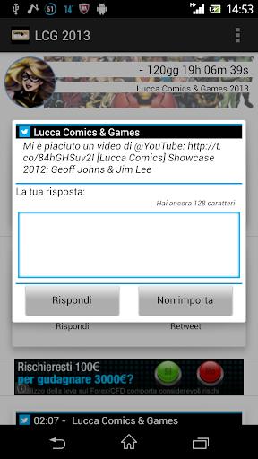 免費旅遊App|Lucca Comics & Games Countdown|阿達玩APP