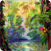 Luminescent Jungle HD