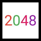Material 2048 Game