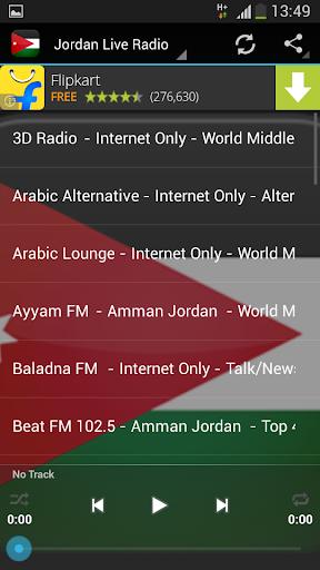 Jordan Live Radio
