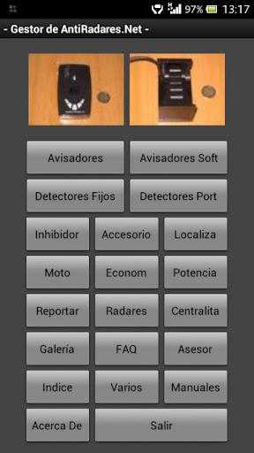 【免費工具App】Gestor AntiRadares.Net-APP點子