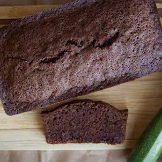 Double Chocolate Chip Zucchini Bread.