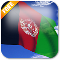 3D Afghanistan Flag LWP icon