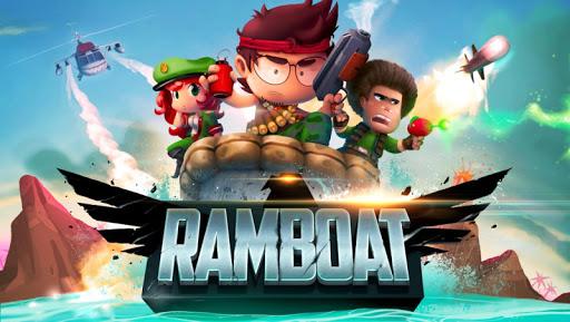 Ramboat: Hero Shooting Game