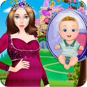 Pregnant Princess Wedding