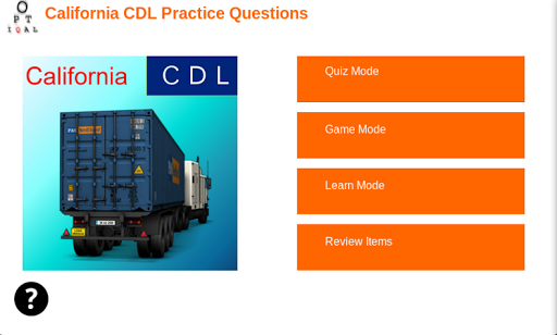 免費下載教育APP|California CDL Practice Tests app開箱文|APP開箱王