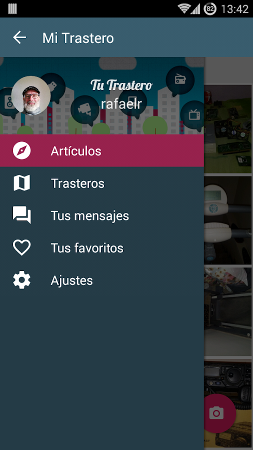 Mi trastero- screenshot