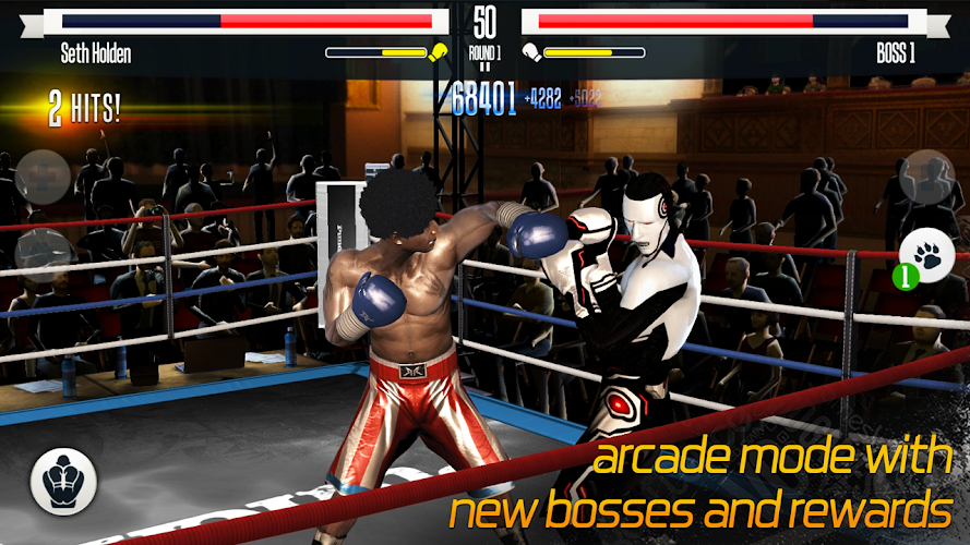 Real Boxing Mod Apk v2.2.0 (Unlimited Money)