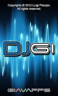 DJ Gi- screenshot thumbnail