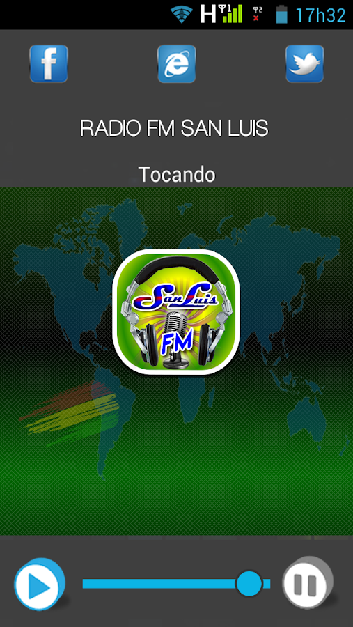 RADIO FM SAN LUIS- screenshot