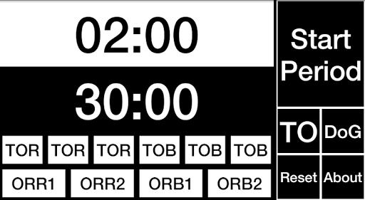 Roller Derby: Jam Timer