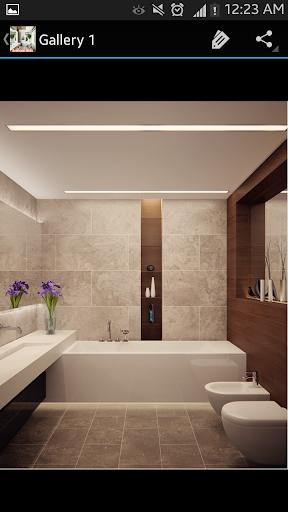 Bathroom ideas app app for Bathroom designs app