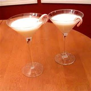 White Christmas Cocktail.