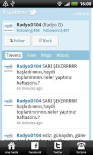 Radyo D- screenshot thumbnail