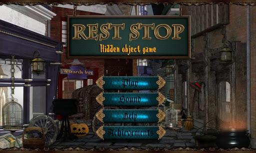 Rest Stop - Free Hidden Object