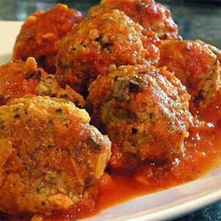 Spicy Italian Meatball.