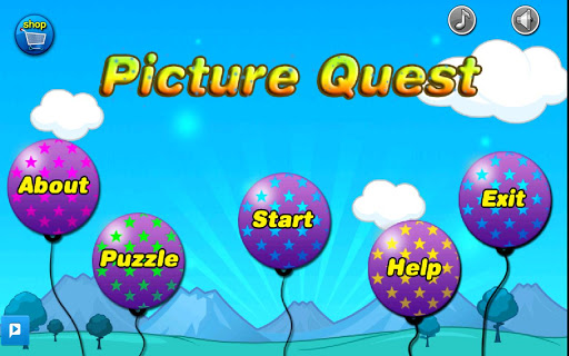 Picture Quest Finder