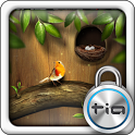 Tia Locker Ani Bird Theme icon