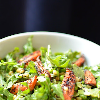 Miso Ginger Carrot Salad