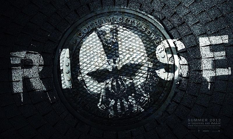 Dark Knight Rises Wallpaper - screenshot