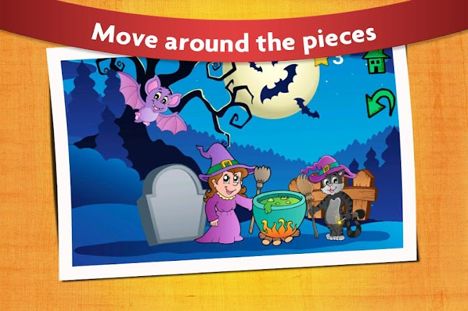 Peg Puzzle 3 - Kids & Toddlers Shape Puzle Game Android 13