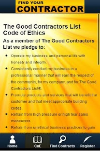 Download The Good Contractors List Apk On Pc Download
