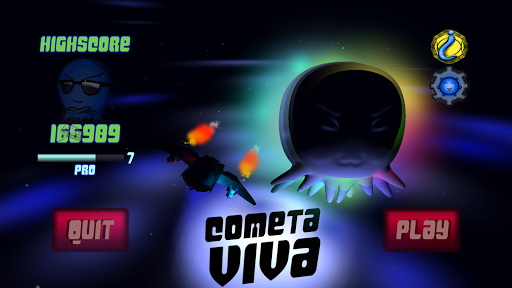 Cometa Viva - Space Shooter