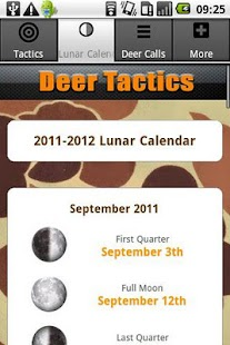 Deer Calls & Tactics - screenshot thumbnail