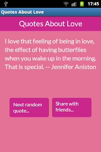 Quotes About Love- screenshot thumbnail