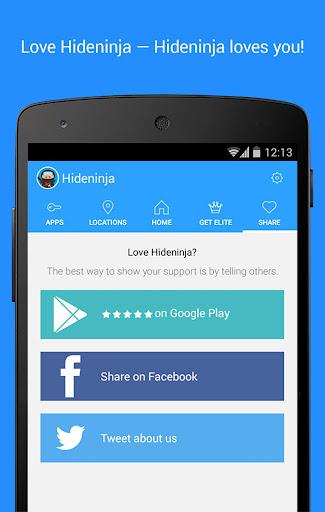 Screenshots #7. VPN Hideninja Best Free VPN / Android